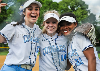 5.15.19 Chesapeake-Northeast softball 3A playoffs