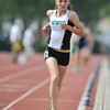 Niwot High School's Elise Cranny turns a corner in the 4A girls 3200 run during the 2012 State Track and Field Championships Friday, May 18, 2012 at Jeffco Stadium in Lakewood.<br /> (Matthew Jonas/Times-Call)