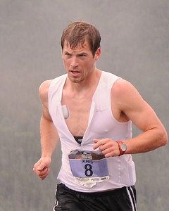Kris Freeman, of Thornton, NH, and US Olympian in Cross Country Skiing, competed The 51st Mount Washington Road Race, which was held on Saturday, June 18th, 2011, in Pinkham Notch, NH, finishing 14th, with a time of 1:07:46. Runners competed on a grueling 7.6 mile course, up the Mount Washington Auto Road, finishing near the 6,288' summit, which is the highest peak in the northeastern United States.