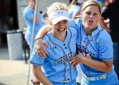 5.25.19 Chesapeake softball vs. Huntingtown 3A state final