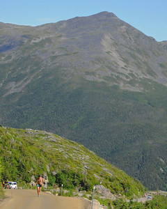 The 52nd running of The Northeast Delta Dental Mount Washington Road Race, was held in Pinkham Notch, NH, on June 16th, 2012. 1,200 runners raced up the 7.6 mile Mount Washington Auto Road, to the 6,288' summit, tallest peak in the northeastern United States.