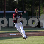 5/3/13 Whitehouse High School Baseball vs Red Oak High School - PLAYOFFS by Joey Corbett