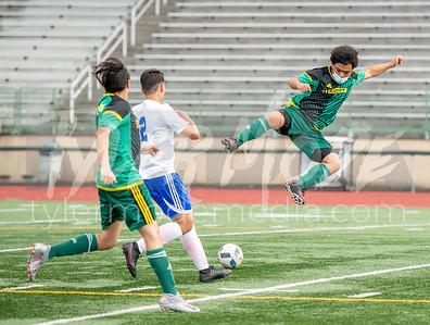 5.7.21 Soccer JV Mountain View vs. Evergreen