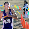 "Boulder High School's Kyle Lewis crosses the finish line 5th during the varsity boys 5A Region 3 State Regional race at the North Area Athletic Complex in Arvada on Wednesday, Oct. 17. For more photos of the race go to  <a href=""http://www.dailycamera.com"">http://www.dailycamera.com</a>"