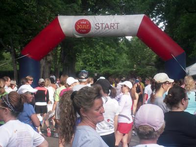 5K See Jane Run 2010