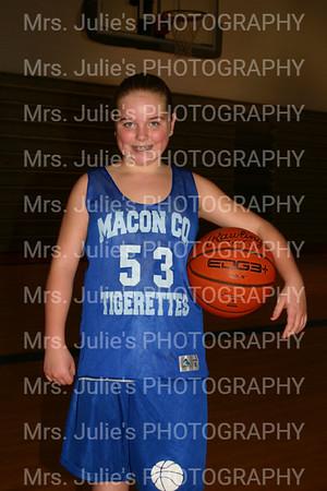 5th and 6th Grade Girl's Basketball