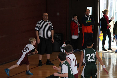 5th Grade NM vs Bethel 2-8-14