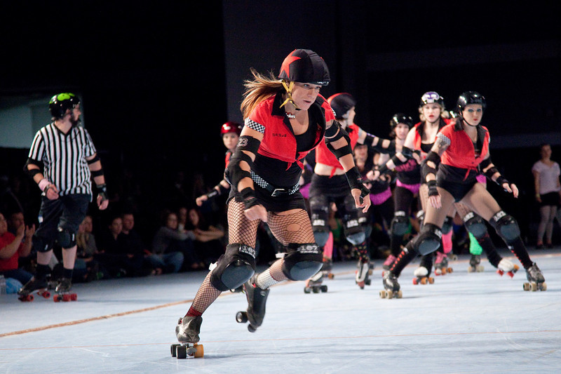 GNR v. Betties, First Half