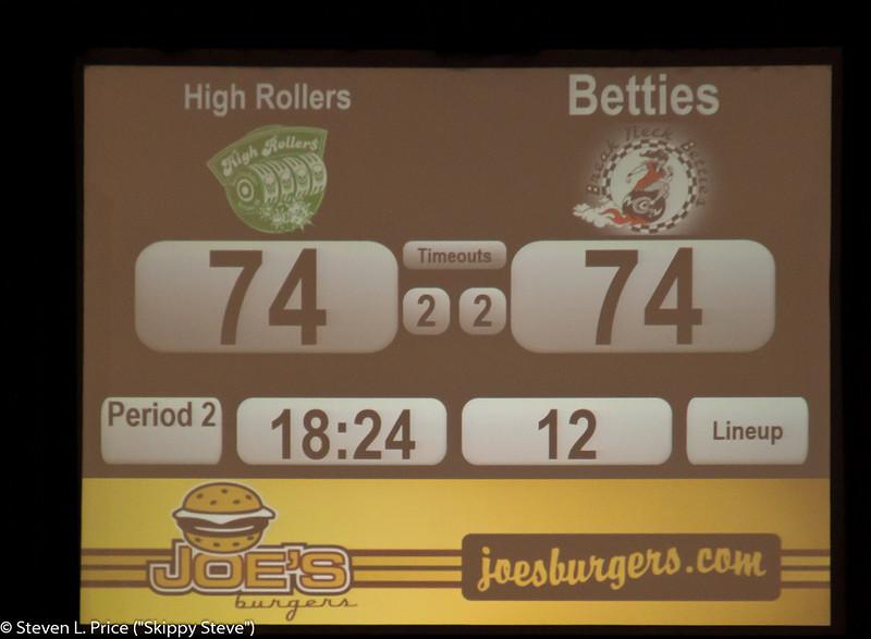6-2-12, Betties v. HR, Second Half