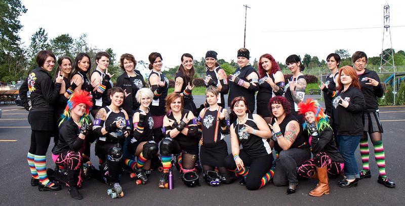 GNR Team Pics