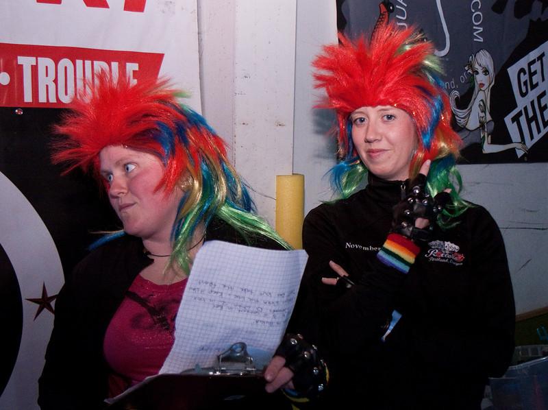 Heathers v. GNR, Backstage, Sidelines, Misc.