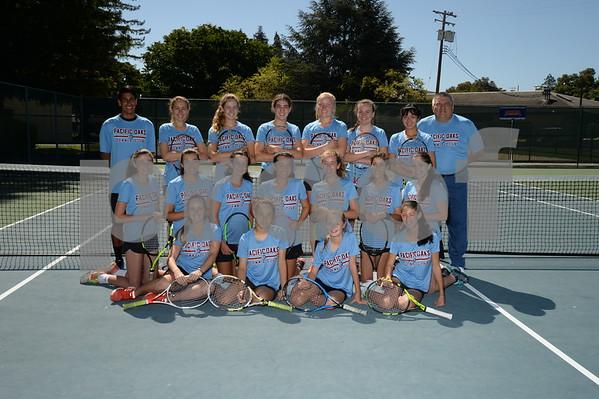 6-5-17 Pacific Oaks Tennis