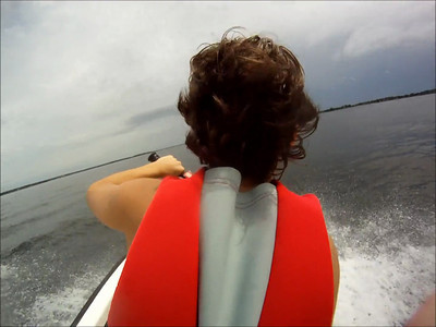 60MPH on the water with Andrew
