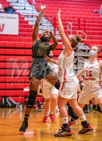 6.1.21 Girls Basketball Bay @ Fort