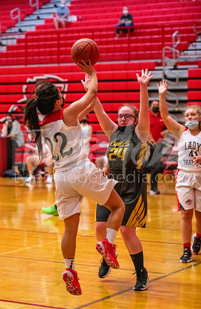 6.1.21 JV Girls Basketball Bay @ Fort