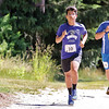 Xavier Morales of Leominster finished fourth in the 5K road race to benefit the Boys & Girls Club of Fitchburg and Leominster on Saturday morning. Just behind him is Jasson Guevara of Chelsea. SENTINEL & ENTERPRISE/JOHN LOVE