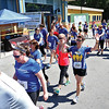 Runners take off at the start of the Great Futures 5K Race and Walk road race to benefit the Boys & Girls Club of Fitchburg and Leominster at the club on Saturday, June 18, 2016. /JOHN LOVE