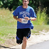 Trevor MacMaster of Fitchburg finished third in the 5K road race to benefit the Boys & Girls Club of Fitchburg and Leominster on Saturday morning. SENTINEL & ENTERPRISE/JOHN LOVE
