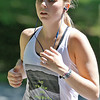 Bridget Diggins of west Hampton participated in the 5K road race to benefit the Boys & Girls Club of Fitchburg and Leominster on Saturday morning. SENTINEL & ENTERPRISE/JOHN LOVE