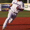 Parker Norris of the Crushers heads to third  against the Washington Wild Things. Randy Meyers -- The Morning Journal