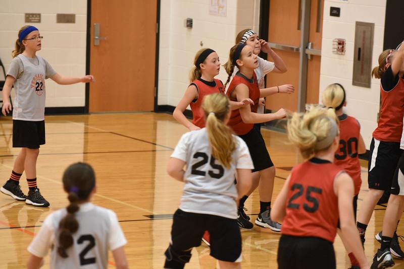 6th Grade Girls Basketball 12-28-2014