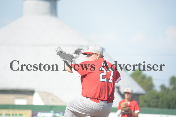 7-11 Orient Macksburg-Lamoni baseball