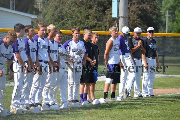 7-13 Nodaway Valley-Stanton baseball