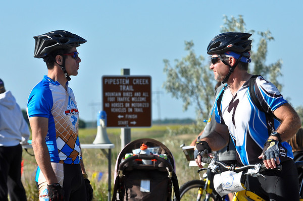 7-19-2012, Gear Grinder Mountain Bike Race