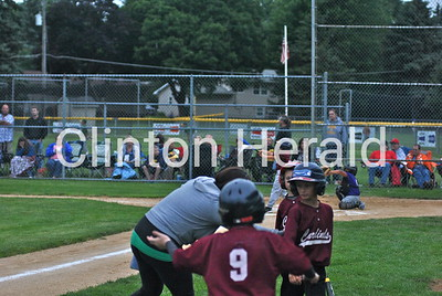 7-2-14 Clinton Jr Baseball Tournament