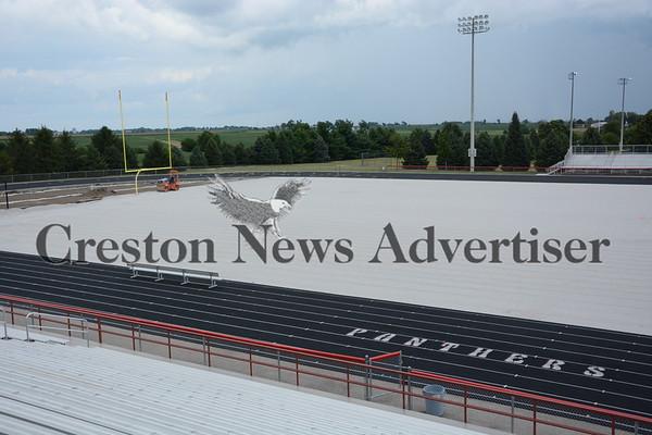 7-29 Creston Football Field