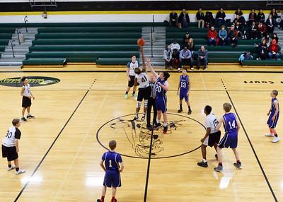 7-8 Boys vs North Clackamus