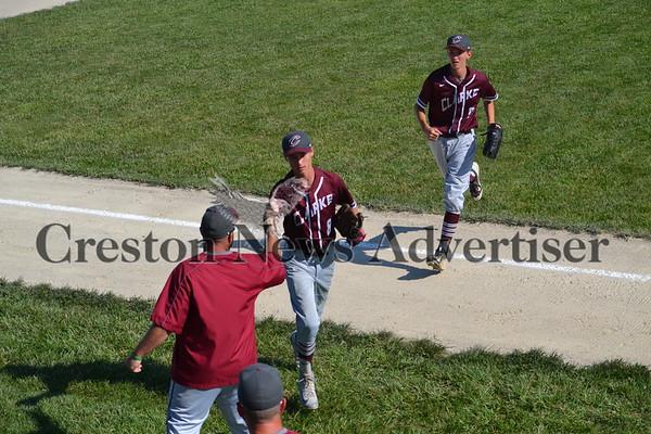 7-9 Clarke Baseball