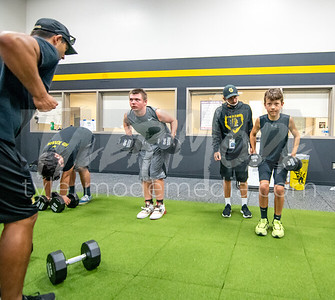 7.13.21 Bay Weight Conditioning