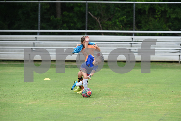 Apache Soccer Camp