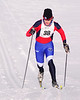 Connor Cushman, of Portland, Maine, competes in The 7th Annual White Mountain Classic 30K ski race, which was hosted by the Jackson Ski Touring Foundation, on January 22nd, 2011, in Jackson, NH. Over 200 competitors used the classic cross-country ski technique in a 30 kilometer (18.64 miles) marathon on the trail systems in and around Jackson Village.