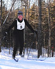 Candace Armstrong, of North Conway, competes in The 7th Annual White Mountain Classic 30K ski race, which was hosted by the Jackson Ski Touring Foundation, on January 22nd, 2011, in Jackson, NH. Over 200 competitors used the classic cross-country ski technique in a 30 kilometer (18.64 miles) marathon on the trail systems in and around Jackson Village.