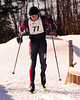 David Herr, of Canaan, Vermont, crosses a bridge, during The 7th Annual White Mountain Classic 30K ski race, which was hosted by the Jackson Ski Touring Foundation, on January 22nd, 2011, in Jackson, NH. Over 200 competitors used the classic cross-country ski technique in a 30 kilometer (18.64 miles) marathon on the trail systems in and around Jackson Village.
