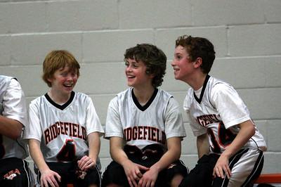 7th Grade Boys Travel Bball 2009-2010
