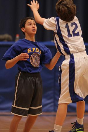St Agnes 7th grade boys 127