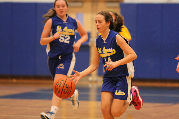 St Agnes 7th grade girls 132