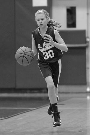 St Agnes 7th grade girls 151