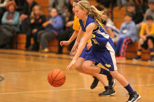 St Agnes 7th grade girls 106