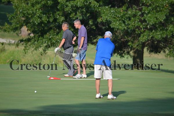 8-14 Best Shot golf tournament