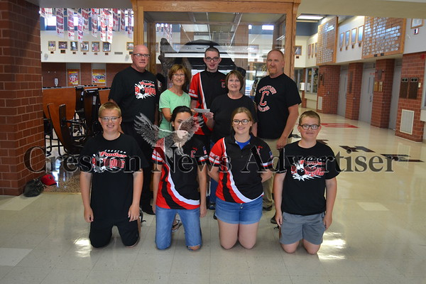 8-17 Bowling donation