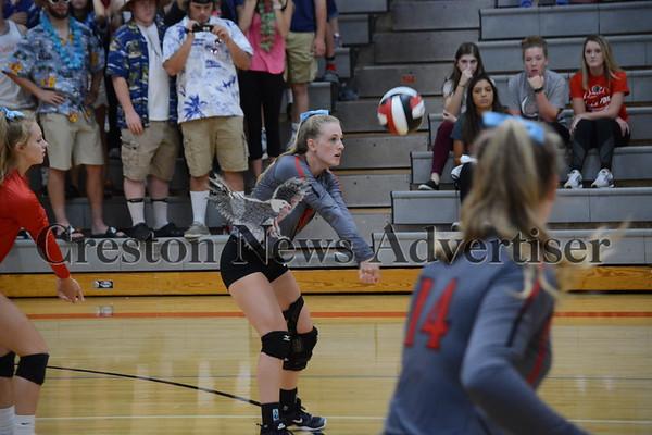 8-29 Creston-ADM volleyball
