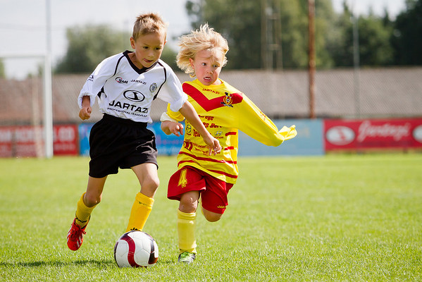 8 september 2013, Oefenmatch U7/U9 Edeboys - Lokeren (elite)