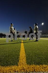 John Tyler Football Practice