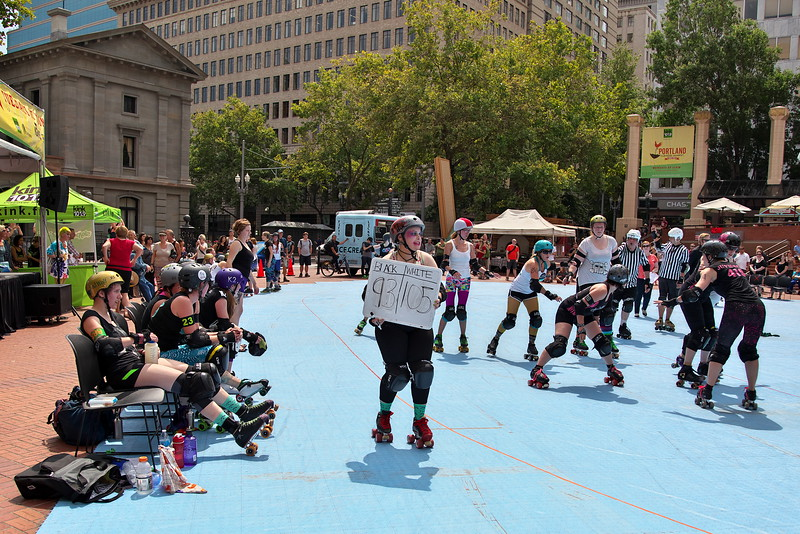 8-11-15, Pioneer Courthouse Square Exhibition