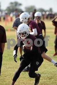 Whitehouse Football Practice