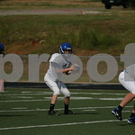 8/17/12 Grace Community School vs Frankston High School Football - Scrimmage by Lisa Pierce